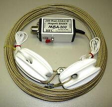 MBA-200 G Long wire antenna 12,5 m with 200 Watt Balun