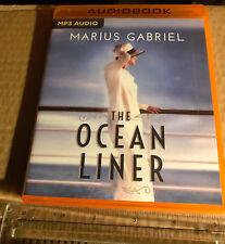 The Ocean Liner by Marius Gabriel: Brand New Audiobook CD MP3