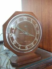 Vintage Electric Antique Mantel & Carriage Clocks (1900-Now)