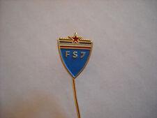 a2 YUGOSLAVIA federation nazionale spilla football calcio soccer pin jugoslavia
