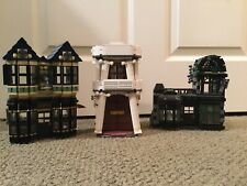 LEGO 10217 Harry Potter Diagon Alley Incomplete Set