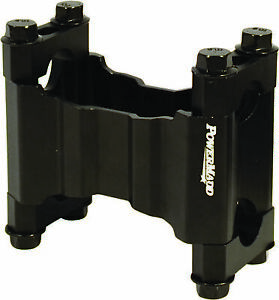 """Powermadd Wide Pivot Riser 2"""" Clamps And Bolts 45820"""