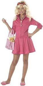California Costumes Legally Blonde Elle Woods Tween Halloween Costume 04026