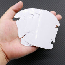 8Pcs Car Door Handle Invisible Anti-Scratch Protector Film stickers Accessories