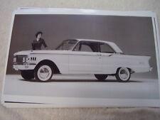 1961  MERCURY COMET   11 X 17  PHOTO  PICTURE