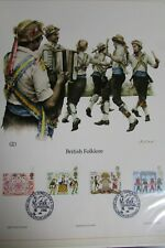 Great Britain And Channel Islands Limited Edition Lithograph Stamp Collection