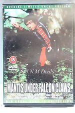 mantis under falcon claws ntsc import dvd
