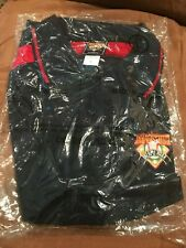 Cooperstown Dreams Park - Authentic Navy Blue Golf Polo Shirt New in Bag Men's L