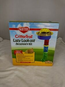 Kaytee CritterTrail Lazy Look-Out 6 Piece Expansion Accessory Kit