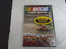 DVD NASCAR A FAMILY TRADITION EXPERIENCE THE THRILLS OF RACING NEW