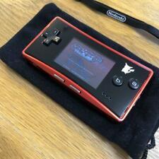 Nintendo Game Boy Micro Pokemon Centro Limitado Juego Consolas