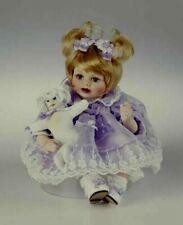 "Marie Osmond Angelica Tiny Tot, 5"" tall  MIB w/COA"