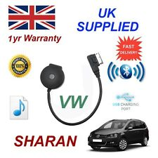 ForVW SHARAN Bluetooth Music Streaming USB Module MP3 iPhone HTC Nokia LG Sony