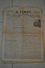 WW2-MUSSOLINI SI CONFESSA- IL TEMPO DEL 05/SETTEMBRE/1947