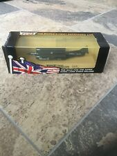 "Lledo Britains Thrust SSC supersonic land speed car.  ""  black version """