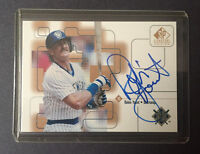 MLB 1999 Upper Deck SP Signature Edition ROBIN YOUNT CERTIFIED AUTOGRAPH - #RY