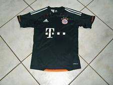 Super T-Shirt Trikot ADIDAS Gr.164 schwarz FC Bayeren München neuwertig