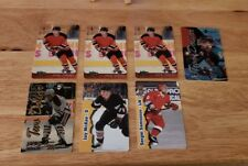Hockey Phone Card Lot Classic Assets Talkin' Sports 7 Lot Sykora Marchant +