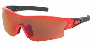 SCOTT Leap Performance Sunglasses - Interchangeable Shield Lens  + Hard Case