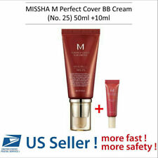 MISSHA M Perfect Cover BB Cream (No.25) 50ml + BB Cream No.25 (10ml) -US SELLER-