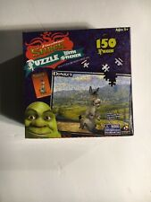 Donkey Shrek with Extra's 150 Pieces Puzzle DreamWorks NOS