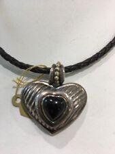 flli menegatti Silver and Gold Heart