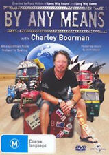 Ireland to Sydney By Any Means NEW PAL DVD Boorman