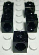 Lego Technic Lochstein 1x1 Schwarz 5 Stück                                (1314)