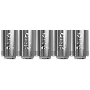Joyetech Cubis / AIO / Cuboid BF SS316 / Clapton 5er Pack Coil/RBA eZigarette