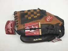 Nos Rawlings Pl 120 12 Inch Left Hand Baseball Glove With Tags