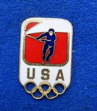 United States Olympic Field Hockey Team Usoc National Committee Noc Lapel Pin
