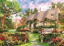 England Cottage 1000 Pieces Jigsaw Puzzle Puzzles For Adults Learning Education