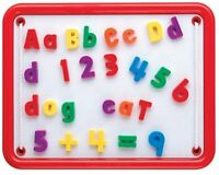 Learning Resources Magnetic Alphabet And Numbers Comes Without a Magnetic Board