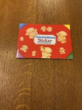 More details for 1980s forever friends sticker book rare. almost complete. excellent condition.
