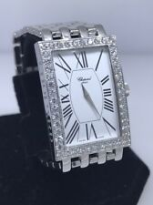 "CHOPARD LES CLASSIQUE 18K GOLD DIAMOND WOMEN""S WATCH 14/3548 NEW $39,180 RETAIL!"