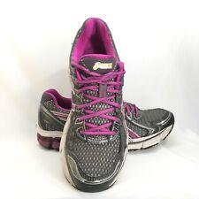 ASICS GT 2170 Women's RUNNING Shoes Size 7.5 M GRAY/PURPLE/GRAPE COLOR