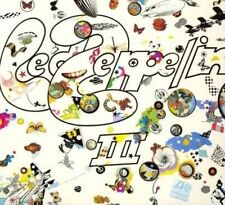 Led Zeppelin Led Zeppelin III 2-disc Deluxe Edition CD NEW Remastered
