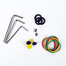 Rubber Bands, O-rings, Grommets or Nipples, Allen Wrenches -Tattoo Machine Parts