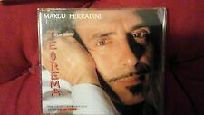 FERRADINI MARCO - TEOREMA NUOVA VERSIONE.  CD SINGOLO 1 TRACK