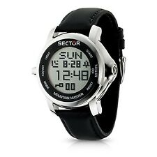 Sector Men's R3251121025 Mountain Touch Digital Stainless Steel Wa... (FreeShip)