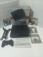 SONY PS3 PLAYSTATION 3 250GB CONSOLE - BOXED WITH GAMES BUNDLE