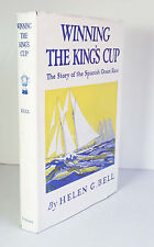 Winning the King's Cup 1928 Bell 1st Ships Schooners Yachts Sailing Racing HCDJ
