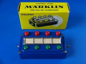 MARKLIN H0 - 7072 - Control Panel - BOX / EXC