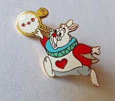 Disney Pin - White Rabbit - Alice in Wonderland RETIRED RARE