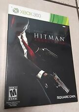 Hitman: Absolution (Professional Edition) - Xbox 360 - Brand New & Sealed !!