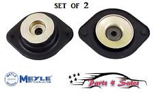 NEW VW Jetta etc Set of 2 Front Suspension Strut Mounts 171412329A Newww