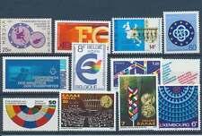 EUROPA postfrisch / ** Lot meist Thematik Europa/Cept usw. (24540)