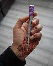 100% Natural Handmade Henna Cones Paste Mehndi Tattoo Fresh BUY 4 GET 1 FREE