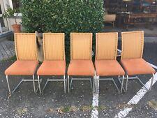 5 VENJAKOB Freischwinger Designer Stühle