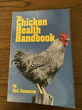 New listing The Chicken Health Handbook, by Gail Damerow, Indispensable for Backyard Poultry